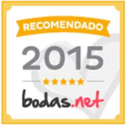 Paloma Ramos, ganador Wedding Awards 2015 bodas.net