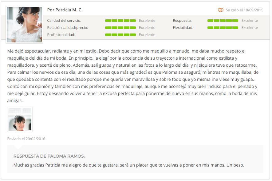 recomendacion-de-patricia-mc-opiniones-sobre_paloma_ramos_bodas_net